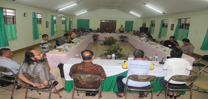 Suasana Rapat Anggota SIGNIS Indonesia ke-41