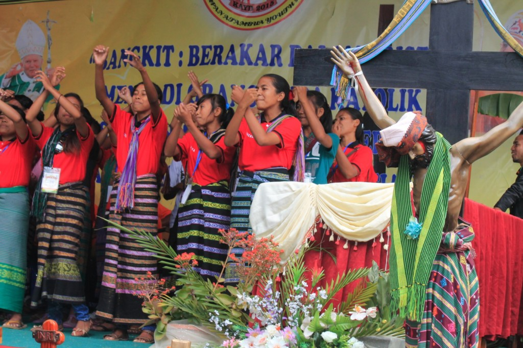 Malam Budaya Atambua youth day