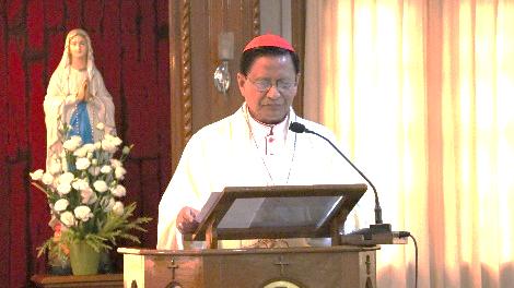 Kardinal Charles Bo, Uskup Agung Yangon
