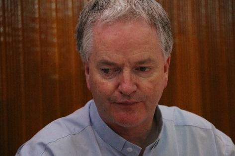 Mgr. Paul Tigle, Sekertaris Dewan Kepausan untuk Komunikasi Sosial