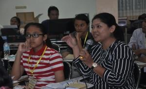 Peserta Kaderisasi Jurnalis Muda Katolik Keuskupan Purwokerto, Foto: Komsos Purwokerto