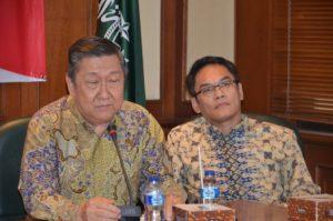 Ketua Umum PHDINSI, Suhardi Senjaya