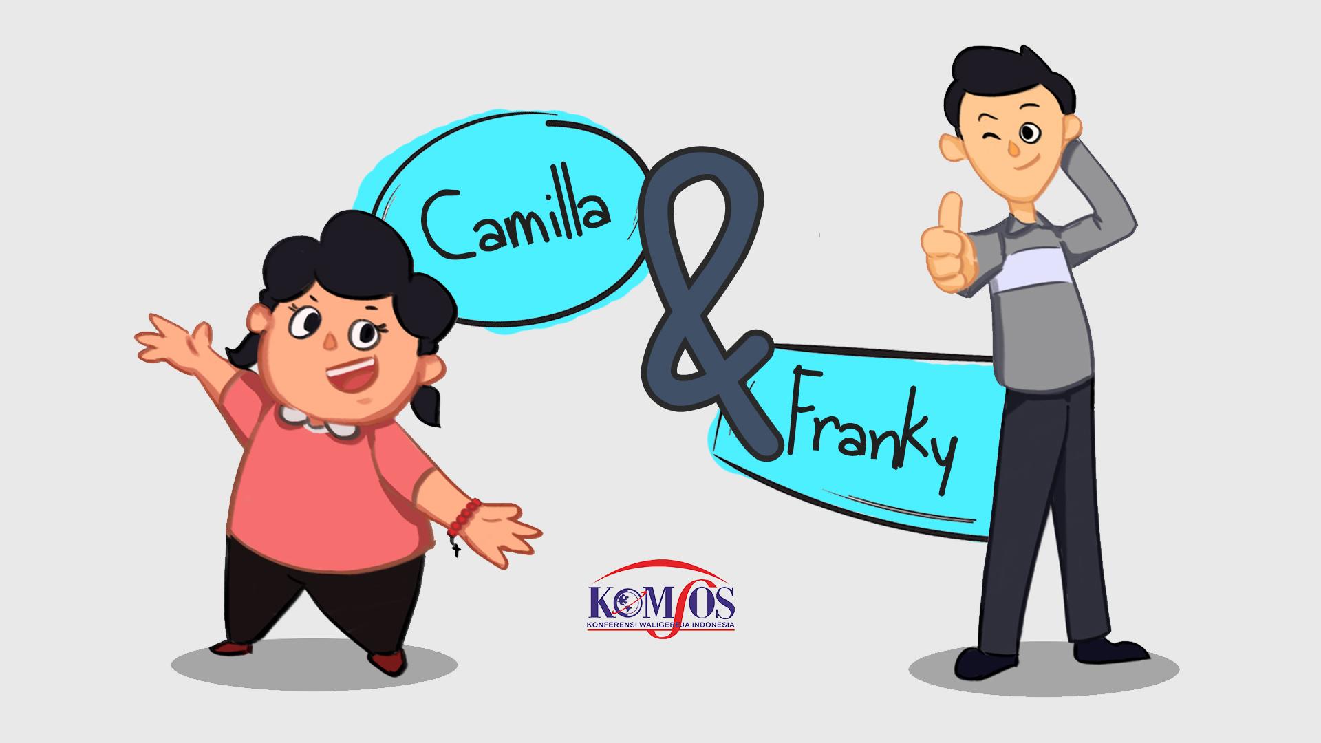 Camilla dan Franky