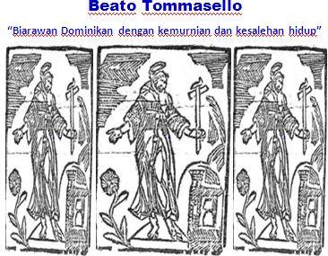 Beato Tommasello dari Perugia