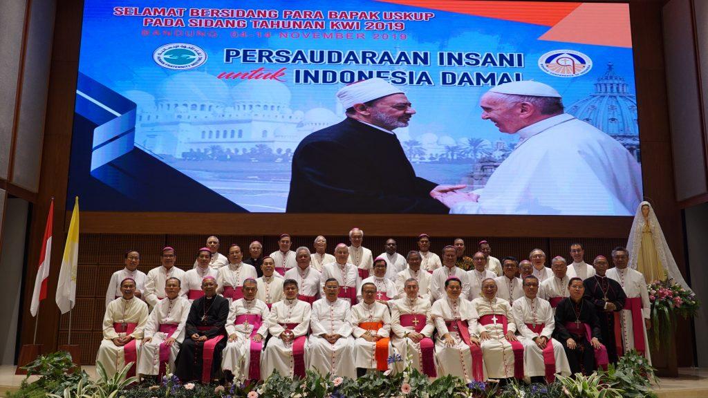 Komsos KWI, Konferensi Waligereja Indonesia, Para Uskup Indonesia, Sidang KWI 2019