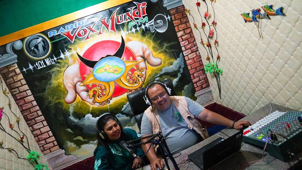 Radio Vox Mundi Weetebula