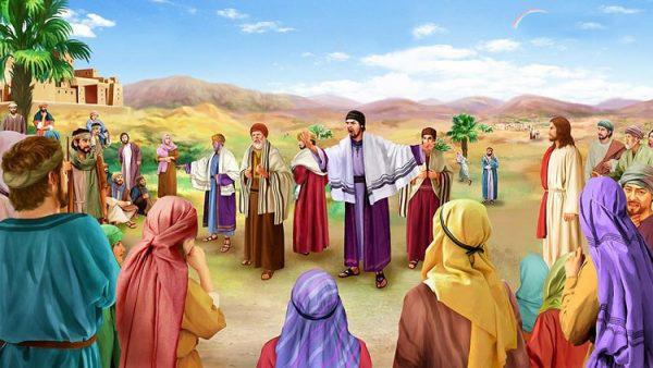 28 Juli 2020, Bacaan, Bacaan Kitab Suci, Bacaan Injil Harian, Renungan Katolik Harian, Bait Allah, Firman Tuhan, Iman Katolik, Injil Katolik, Kitab Suci, Komsos KWI, Konferensi Waligereja Indonesia, KWI, penyejuk iman, Perjanjian Lama, Perjanjian Baru, Pewartaan, Sabda Tuhan, Bait Pengantar Injil, Ulasan Eksegetis, Ulasan Kitab Suci Harian, Yesus Juruselamat, Bacaan Kitab Suci, Katekese, Mazmur Tanggapan 28 Juli 2020, Renungan Harian Katolik 28 Juli 2020, Bacaan 28 Juli 2020, bacaan Pertama 28 Juli 2020, Bacaan Injil 28 Juli 2020, Hari Minggu Biasa XVIII, Ulasan Eksegetis Bacaan Kitab Suci Minggu XVIII, Minggu Biasa XVIII, Rabu Minggu Biasa XVIII, Gereja Katolik Indonesia, Katolik, Katekese, Umat Katolik, Lawan Covid 19