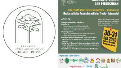 Interfaith Rainforest Initiative (IRI)