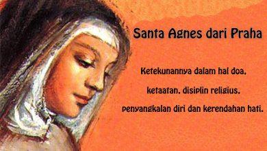 02 Maret, Santa Agnes dari Praha, Santo Felix III, katekese, katolik, Komsos KWI, Konferensi Waligereja Indonesia, KWI, Para Kudus di Surga, putera allah, santo santa, Sukacita, teladan kita