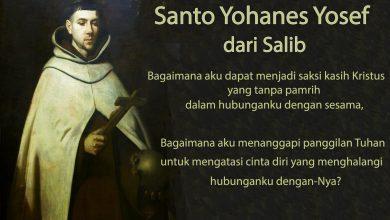 05 Maret, Santo Kasimirus, Santo Yohanes Yosef dari Salib, katekese, katolik, Komsos KWI, Konferensi Waligereja Indonesia, KWI, Para Kudus di Surga, putera allah, santo santa, Sukacita, teladan kita