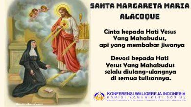 Santa Margarita Maria Alacoque : 16 Oktober
