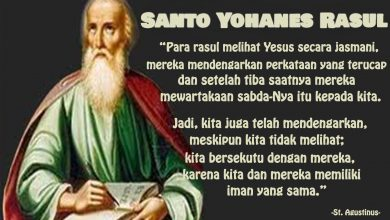 27 Desember, Natal, Putera Allah, katekese, katolik, Komsos KWI, Konferensi Waligereja Indonesia, KWI, Para Kudus di Surga, , Santo Yohanes Rasul, Santo Stefanus, santo santa, Sukacita, teladan kita