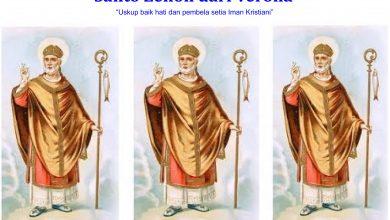 Santo Zenon dari Verona