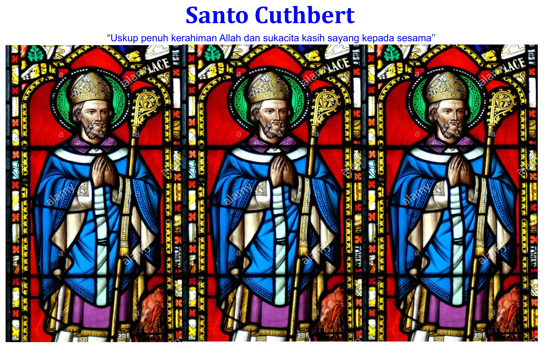 Santo Cuthbert