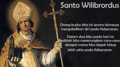 07 November, katekese, Komsos KWI, Konferensi Waligereja Indonesia, KWI, Para Kudus di Surga, Santo Martin de Porres, santo santa, teladan kita