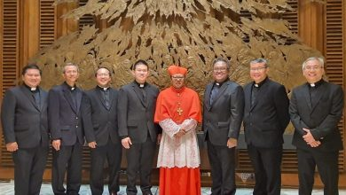 cardinal, Gelar Kardinal, gereja Katolik Indonesia, Ignatius Kardinal Suharyo, KAJ, Keuskupan Agung Jakarta, Komsos KWI, Konferensi Waligereja Indonesia, KWI, Paus Fransiskus, Uskup TNI-POLRI, Vatican