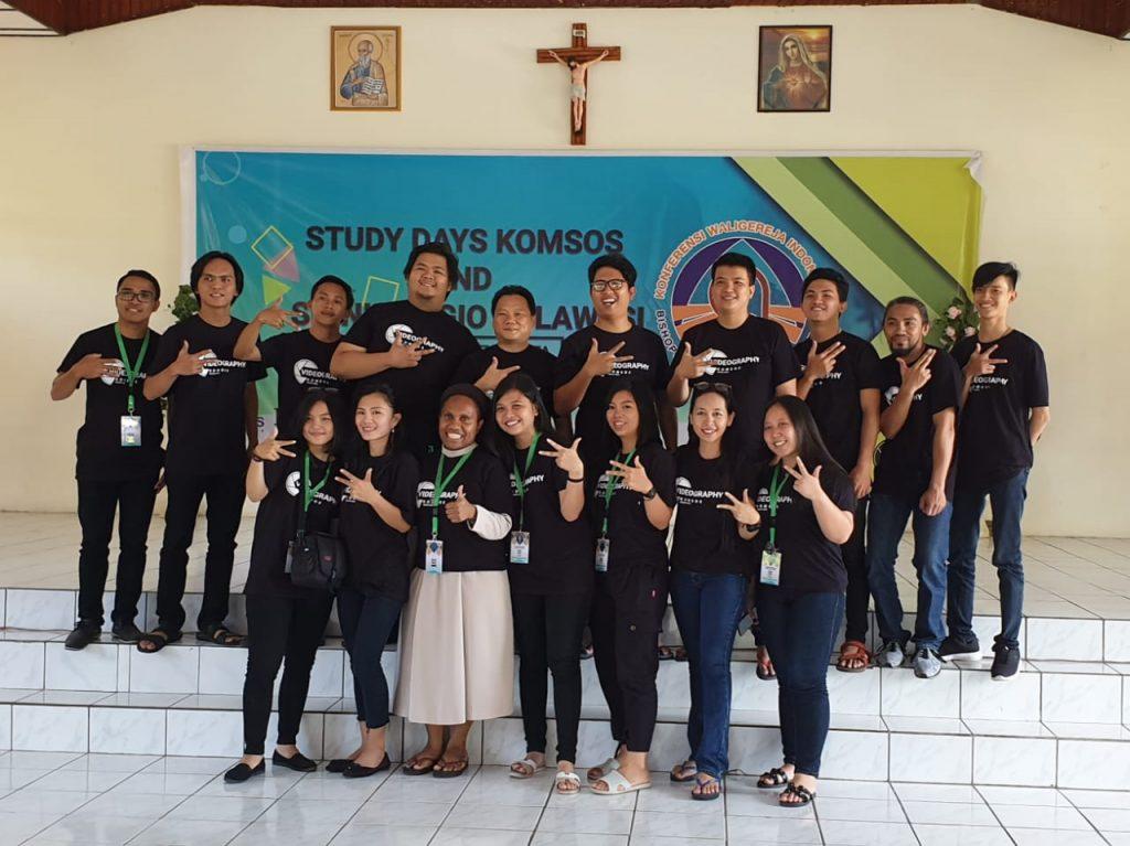 Christus Vivit, Signis Indonesia, Komsos KWI, Konferensi Waligereja Indonesia, Komsos Manado