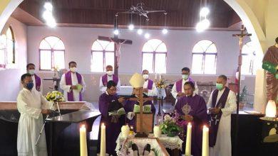 Keabadian Kekal, Keuskupan Agung Jakarta, Keuskupan Palangka Raya, Keuskupan Surabaya, Requiescat In Pace, RIP
