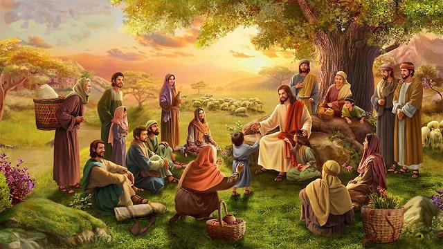 13 Mei, Injil Hari ini, Bacaan, Suci, bait allah, Firman Tuhan, iman, Injil Katolik, Bacaan Injil Hari ini, Kitab Suci, Komsos KWI, Konferensi Waligereja Indonesia, KWI, penyejuk iman, Perjanjian Lama, Pewartaan, Sabda Tuhan, Ulasan eksegetis, Ulasan Kitab Suci Harian, Yesus Juruselamat, Pekan Suci, Minggu Paskah, Hari Minggu Paskah IV, Doa Rosario Laudato Si, Rosario, Mei Bulan Rosario, pesan paus, hari komunikasi sedunia, pekan komunikasi nasional, paus fransiskus, bapa suci, refleksi pesan paus fransiskus
