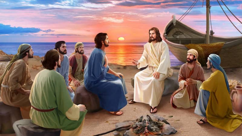 17 April, Bacaan, Bacaan Kitab Suci, bait allah, Firman Tuhan, iman, Injil Katolik, Kitab Suci, Komsos KWI, Konferensi Waligereja Indonesia, KWI, Minggu Palma, penyejuk iman, Perjanjian Lama, pewartaan, sabda tuhan, Ulasan eksegetis, Ulasan Kitab Suci Harian, Yesus Juruselamat, Pekan Suci, Kamis Putih, Jumat Agung, Malam Paskah, Minggu Paskah, Jumat Oktaf Paskah