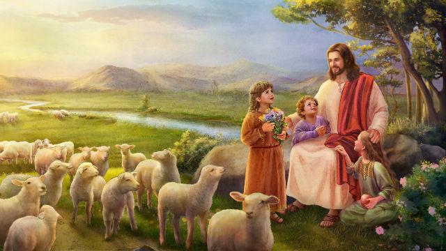 Bagi orang benar Tuhan bercahaya laksana lampu di dalam gulita.